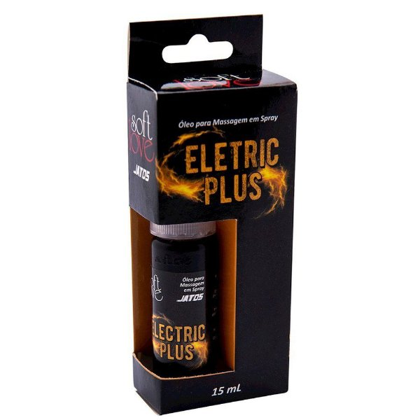 Eletric Plus Jatos Eletrizante 15ml - SOFT LOVE