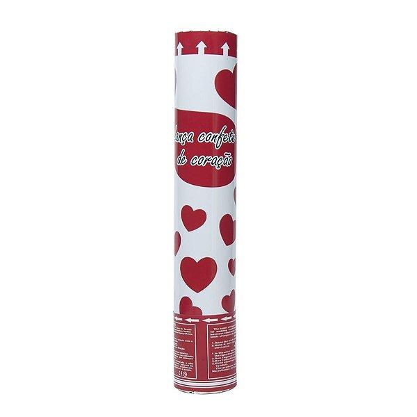 Lança Pétalas de Coração 25cm - Sensual Love