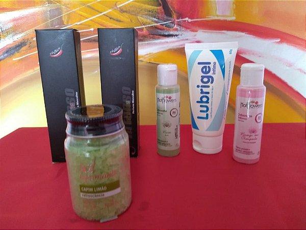 Kit Higiene e Banho