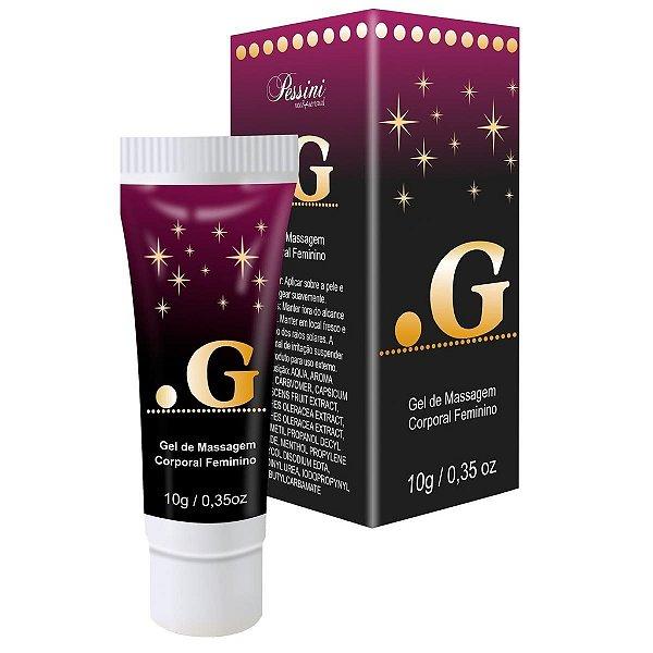 Gel Ponto G 10gr Pessini