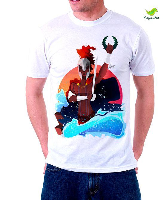 Camiseta Ogum Beira Mar