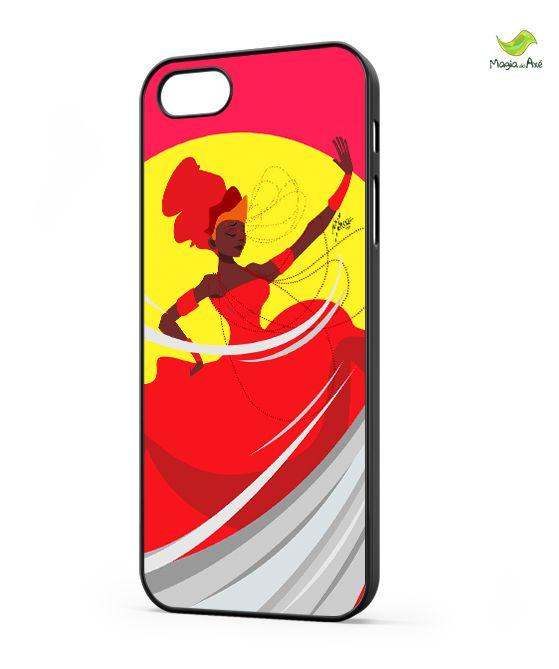 Case para celular - Iansã Arretada