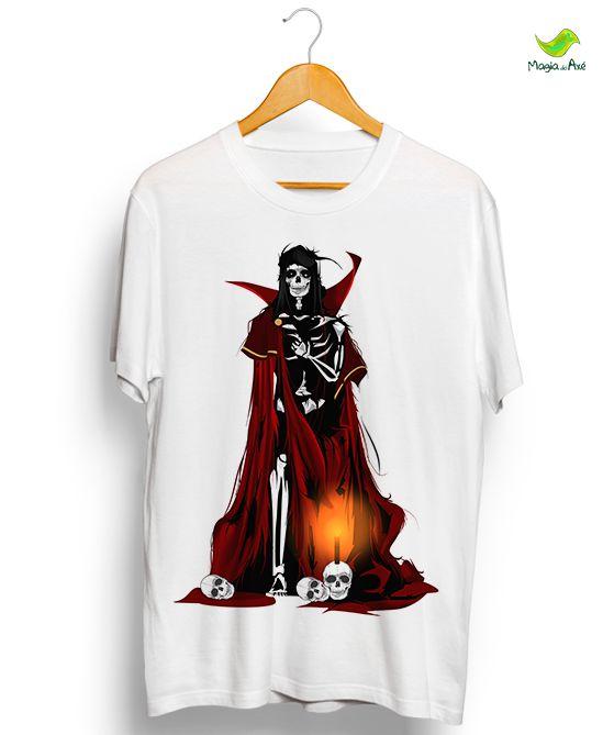 Camiseta - Exú Caveira, general das almas