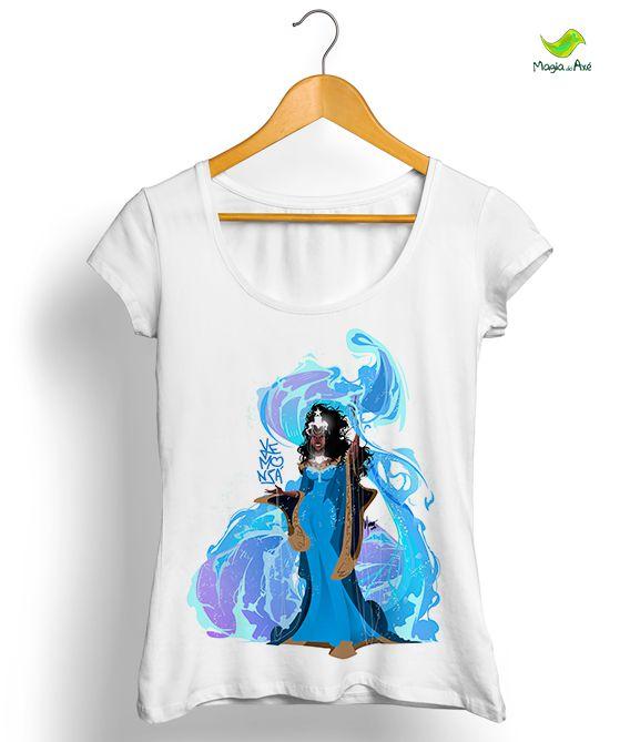 Camiseta - Yemonjá