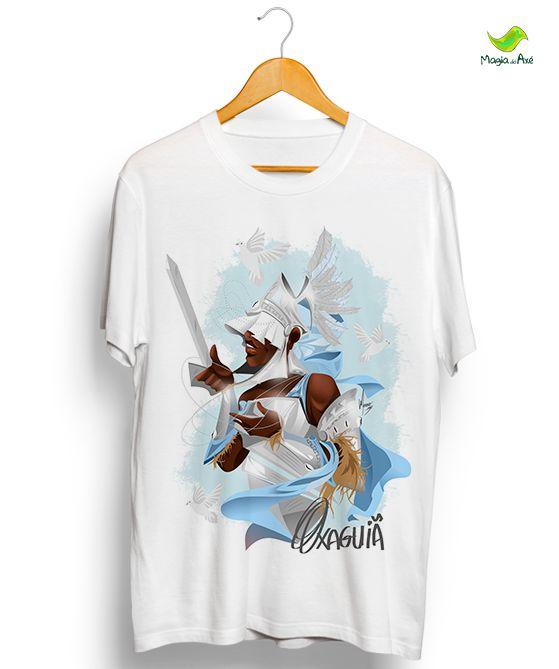 Camiseta - Oxaguiã, o senhor do céu