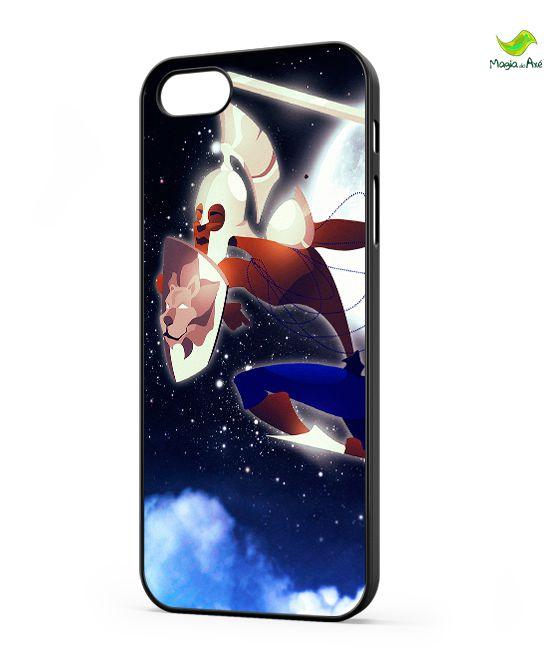 Case para celular - Ogum da Lua