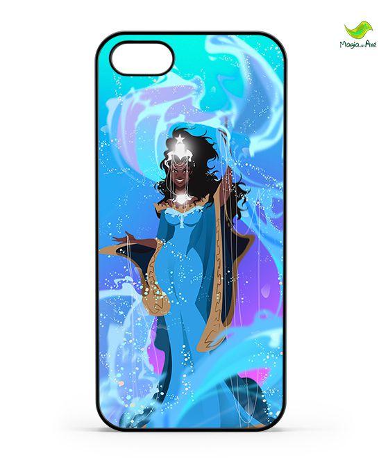 Case para celular - Yemonjá