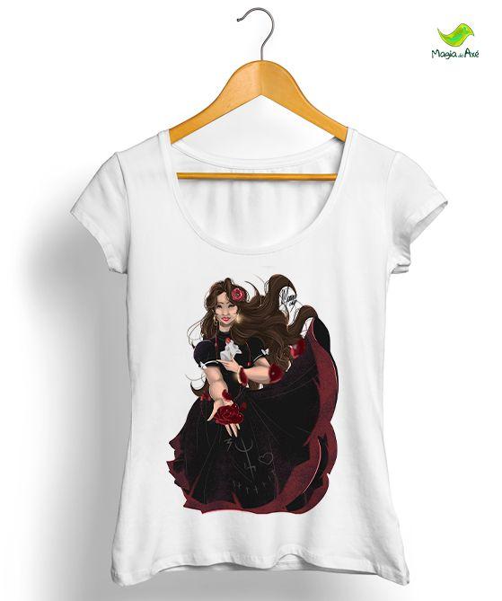 Camiseta - Exú Maria Padilha