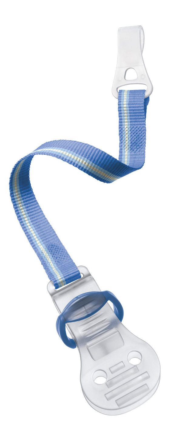 Prendedor de Chupeta Azul Philips Avent