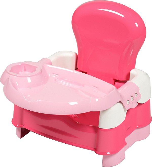 Cadeira Para Alimentação 5 Estágios Rosa Safety 1st