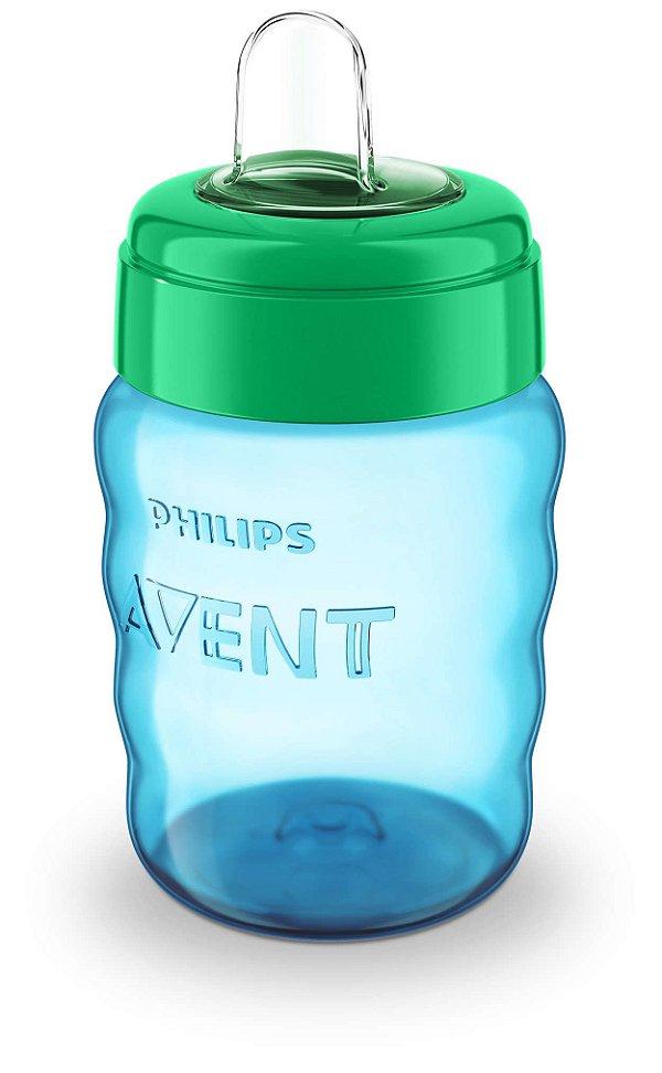 Copo Easy Sip Menino 260ml Philips Avent