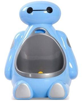 Mictório Infantil Robô Azul Portátil Ebye