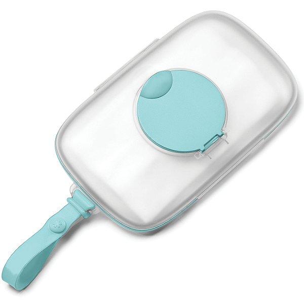 Porta Lenços Umedecidos Azul Skip Hop