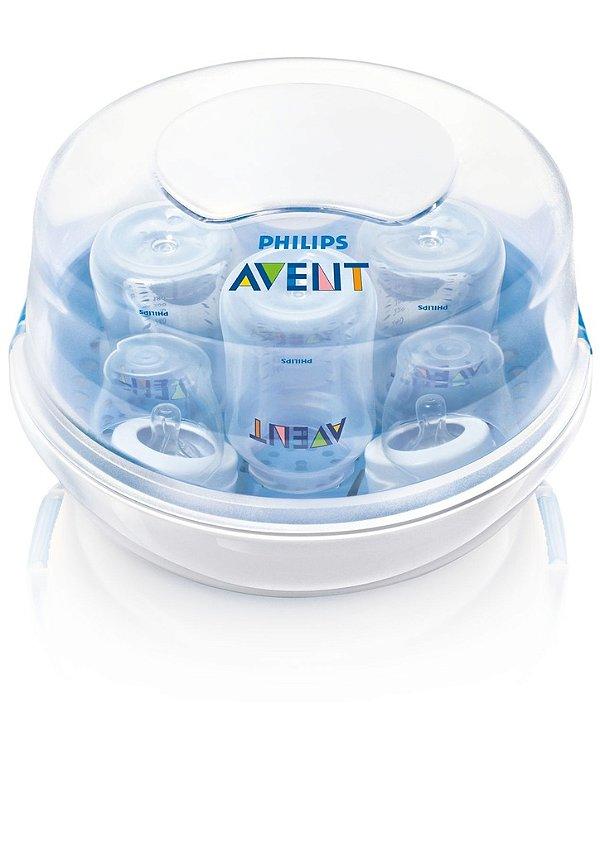 Esterilizador de mamadeira Philips Avent