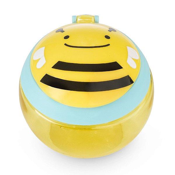 Potinho de lanche zoo abelha Skip Hop