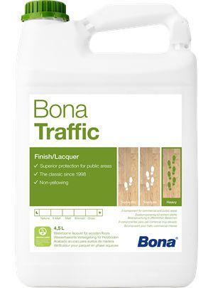 Bona  Traffic  4,95L  Semibrilho (Acetinado)