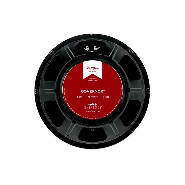 "Alto-falante Eminence 12"" Redcoat The Governor 75 watts 8 Ohms"
