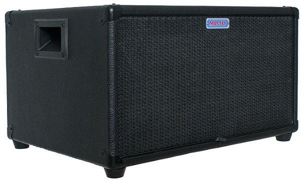 """Caixa 2x12"""" para contrabaixo dutos traseiros ( 40x72x36cm ) - Encomenda - Não acompanha falantes"""
