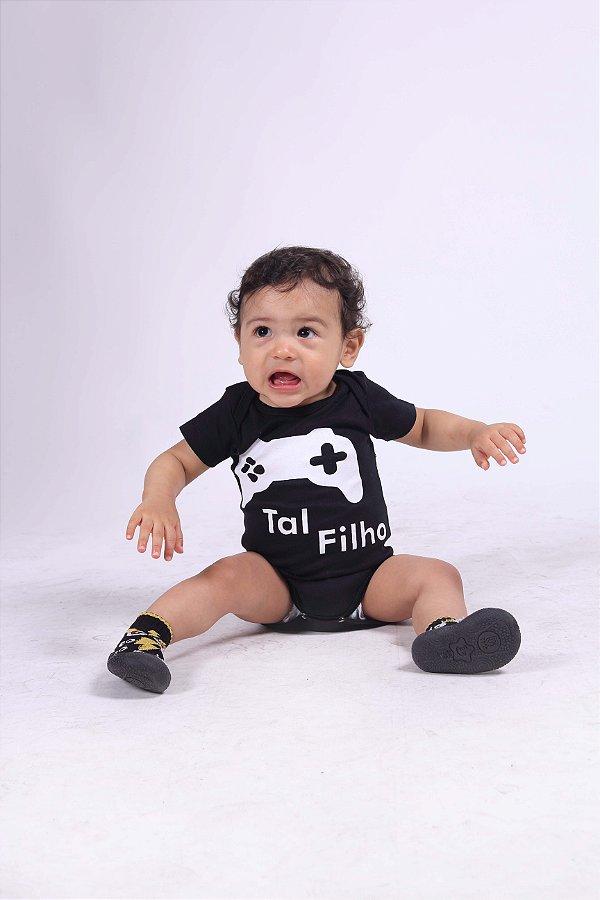 Body Infantil Tal Filho Game