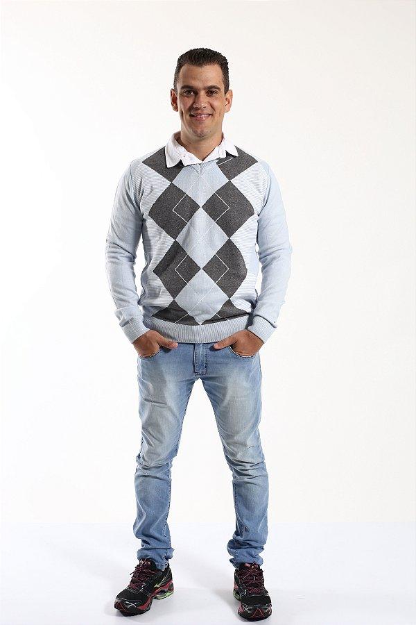 Blusa Tricot Masculina