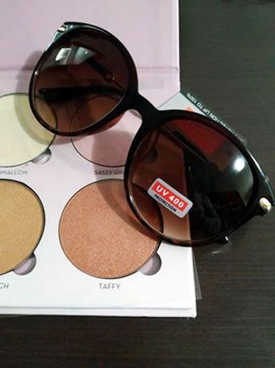 Oculos de Sol Fox Redondo