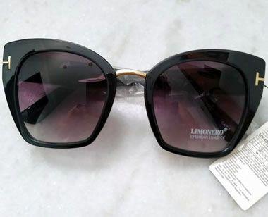 Oculos de Sol  Gatinho Preto 0027