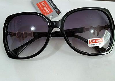 Oculos de Sol Tie Preto 0048