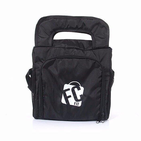 b0b4bff7f Lunch Bag // Preta - FC Fit Bolsas | Bolsas Térmicas Fitness