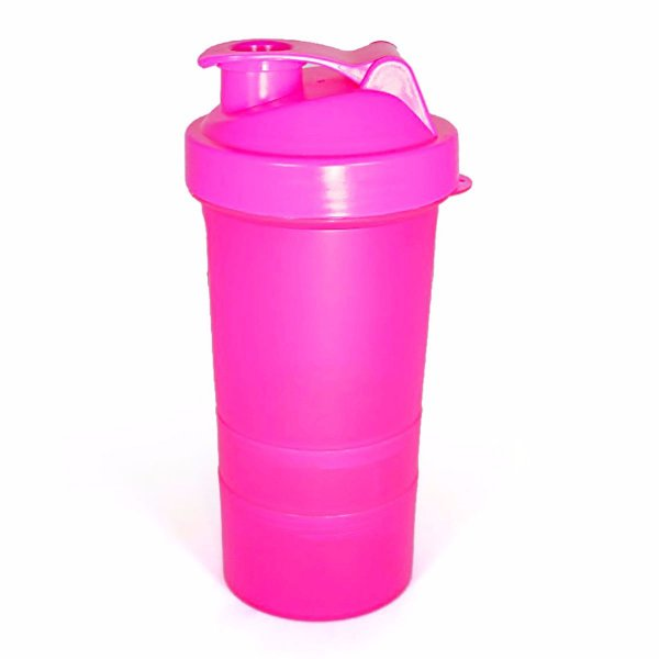 Coqueteleira FIT // PINK // 400ML