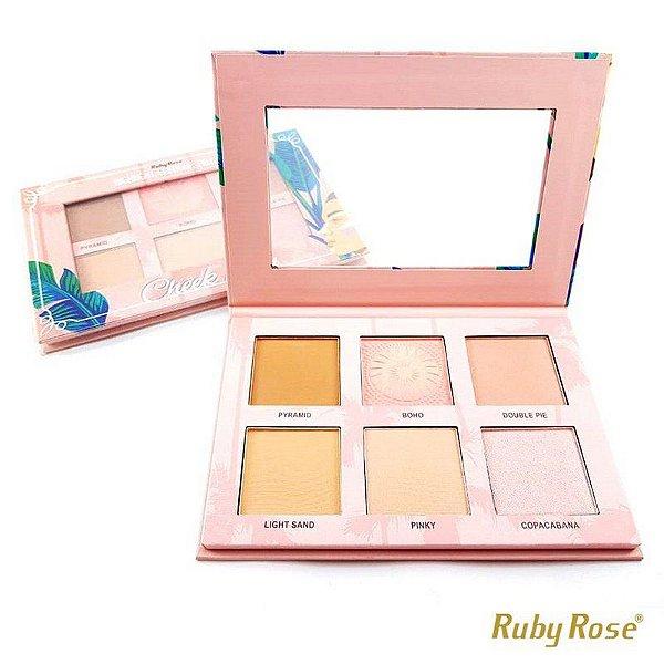 Paleta Cheek Play Ruby Rose - P0175