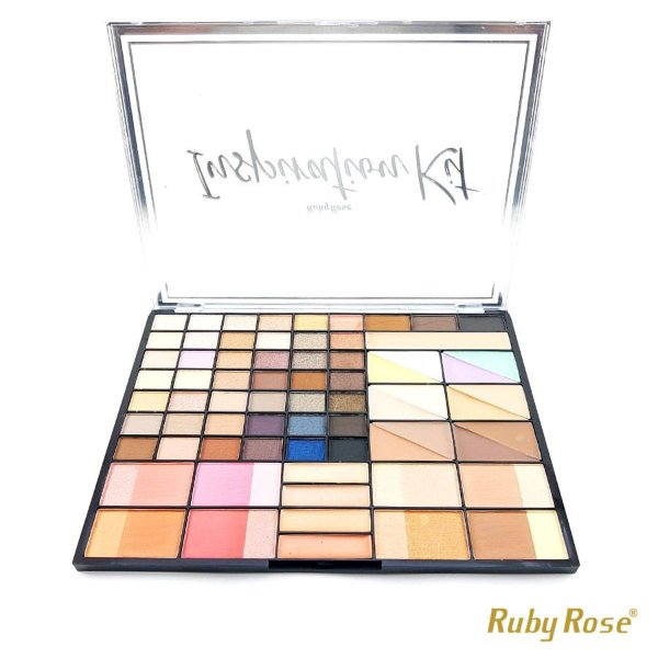 Kit Paleta Inspiration Ruby Rose - P0178
