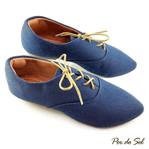Oxford Tecido Azul Marinho - OX196