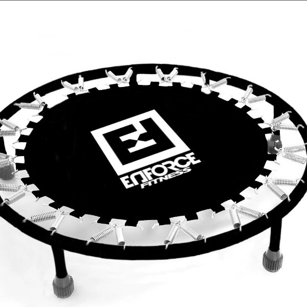 Cama Elástica Mini Jump Profissional 150kg Trampolim Enforce