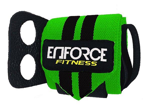 Munhequeira com Grip - Enforce Fitness