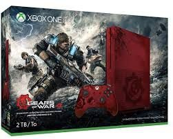 XBOX ONE S 2T EDIÇÃO GEARS 4