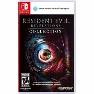 Resident Evil Revelations Collections