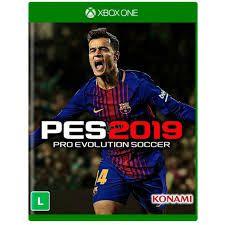 Pes 19 (Xbox one)