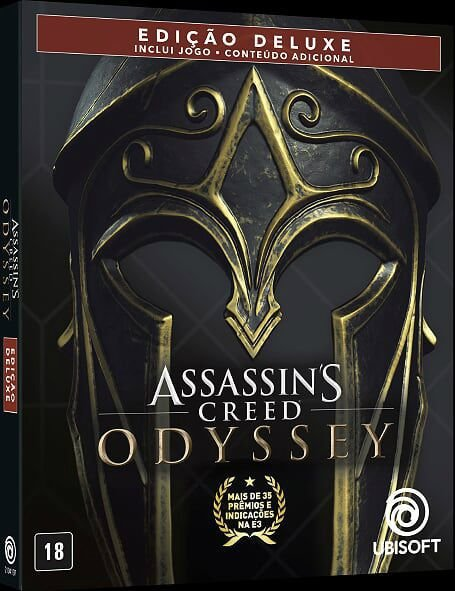 Assassins Creed Odyssey Edicao Deluxe