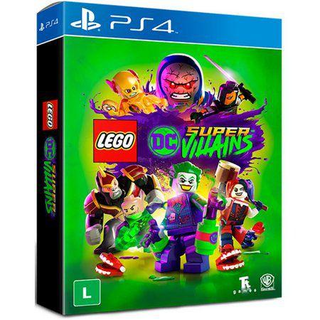Lego DC Super Villains Edição Especial