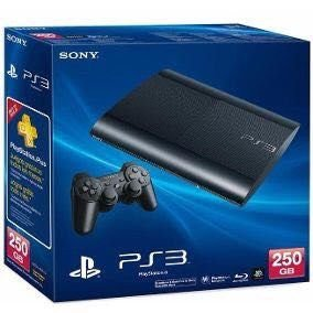 Playstation 3 250GB (Mostruário)