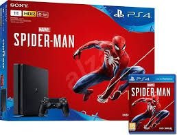 Playstation 4 1Tb C/ Spiderman