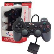 CONTROLE FEIR COM FIO PS2