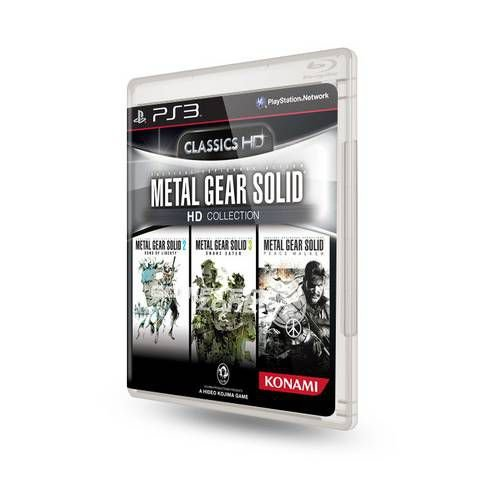 METAL GEAR HD