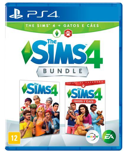 The Sims 4 Bundle Gatos+Cães