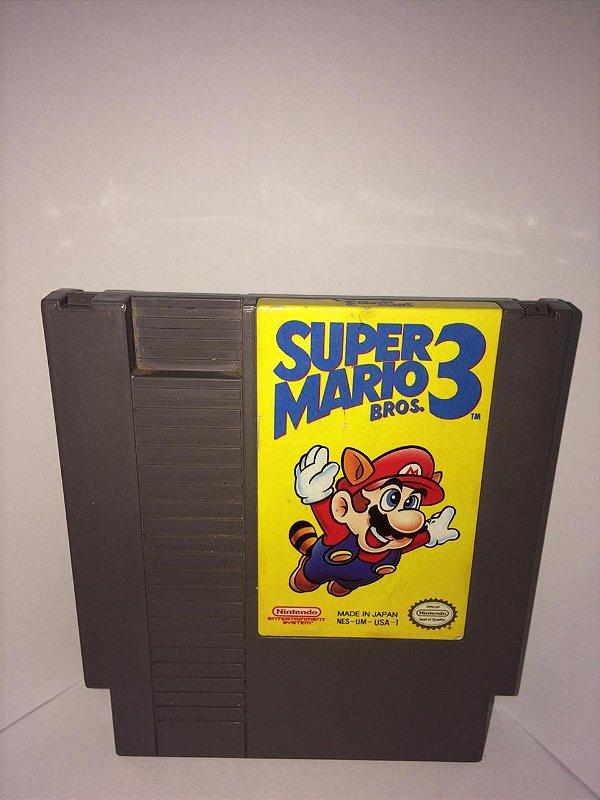 Super Mario 3 Original  Nes 8 Bits