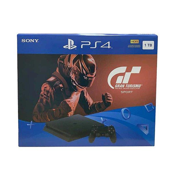 Playstation 4 1Tb Bundle Granturismo