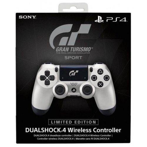 Controle Dualshock 4 Edição Limitada Gran Turismo Sport