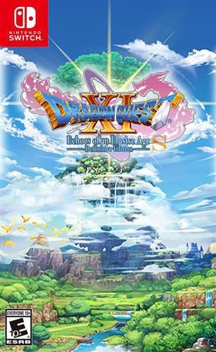 Dragon Quest XI S: Echoes of an Elusive Age Definitive Edition (Pré-venda) - Switch !!!LEIA A DESCRIÇÃO!!!