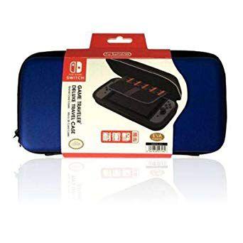 Case Azul - Nintendo Switch