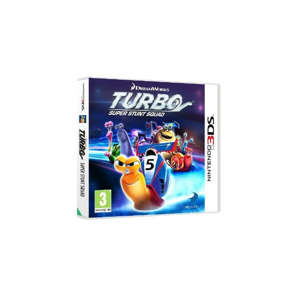 Turbo Super Stunt Squad Nintendo 3ds 2ds